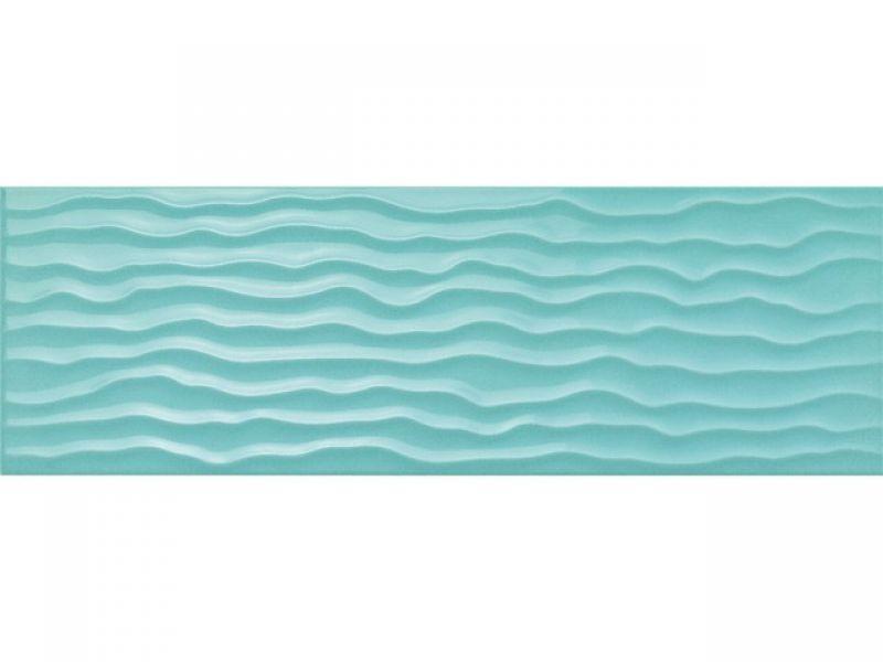 Prezzo rivestimento bagno supercolorato fresh for Piastrelle cucina ondulate