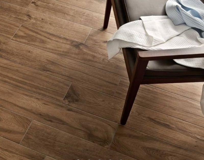Maxi parquet in gres porcellanato Timber 4
