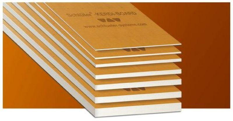 Pannelli universali impermeabilizzati Schluter-KERDI-BOARD 1