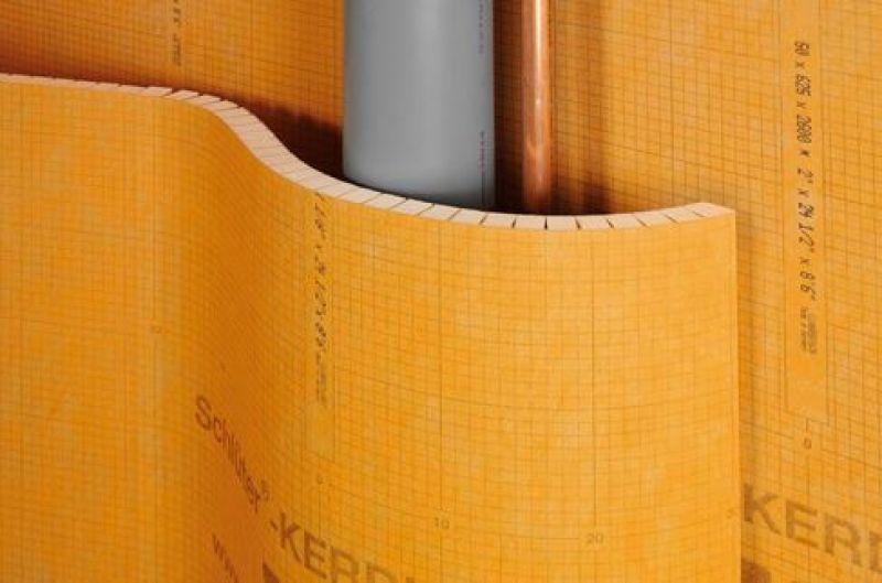 Pannelli universali impermeabilizzati Schluter-KERDI-BOARD 6