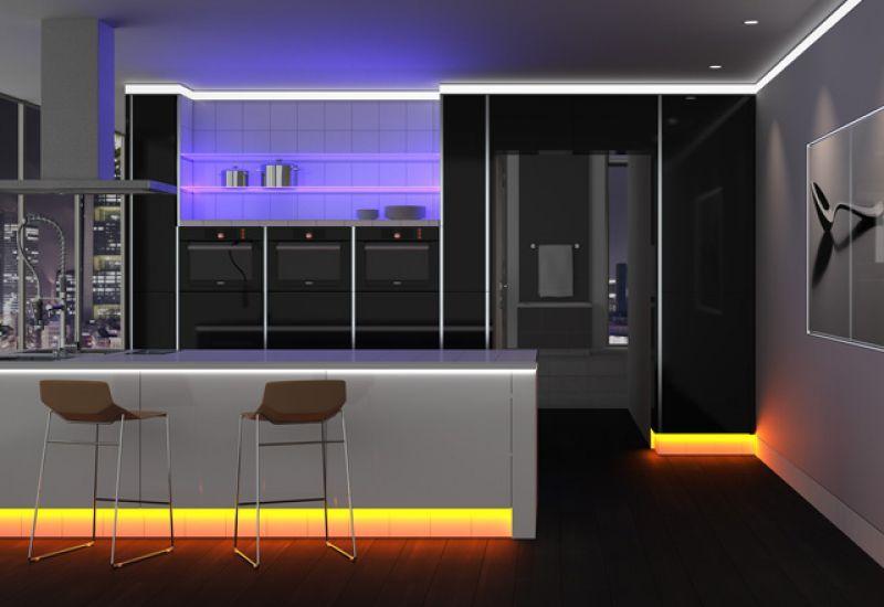 Sistemi a LED Schluter-LIPROTEC 2