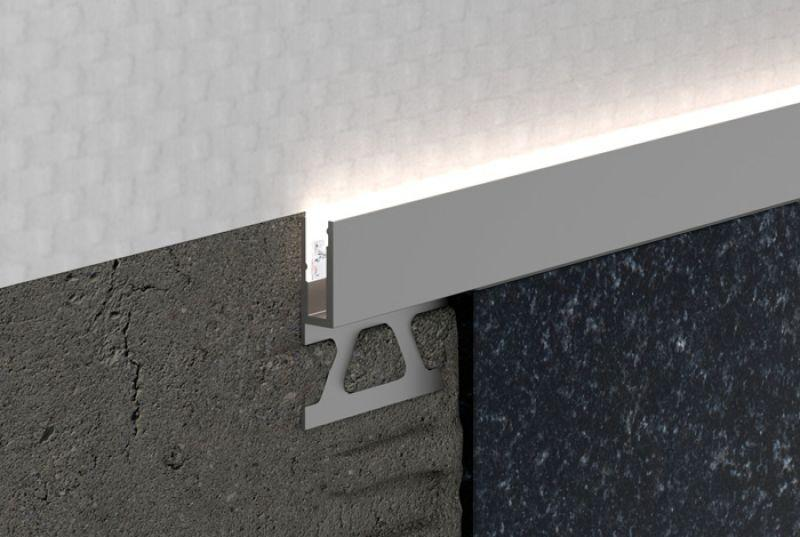Sistemi a LED Schluter-LIPROTEC 8