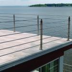 Profili per bordi di balconi e terrazzi Schluter-BARA