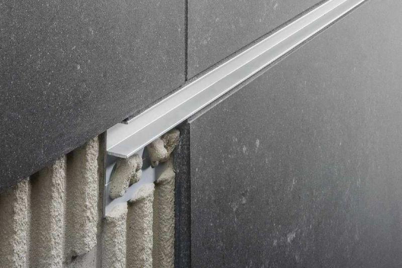 Profilo per alloggiamento vetro Schluter-DECO-SG 3