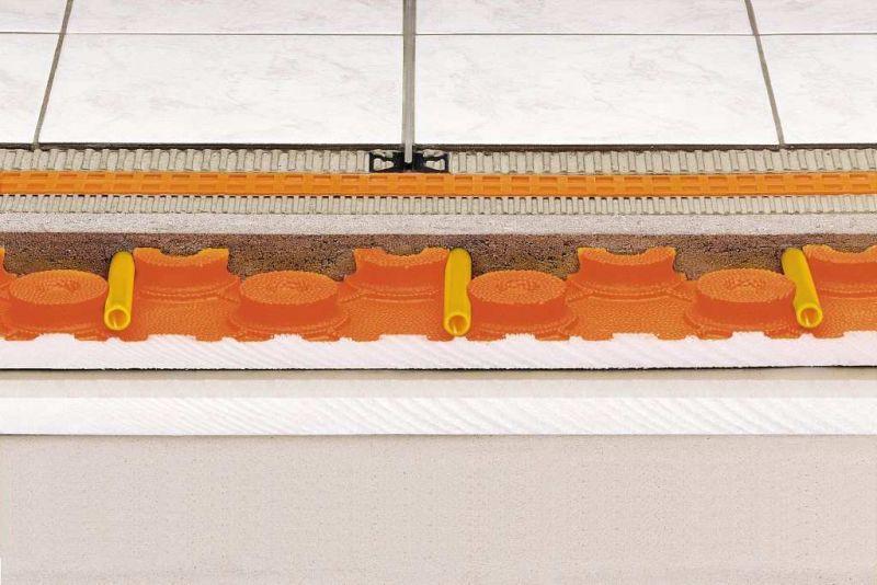 Sistemi per massetti galleggianti Schluter-BEKOTEC 10