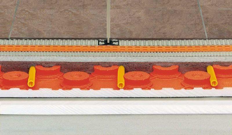 Sistemi per massetti galleggianti Schluter-BEKOTEC 13