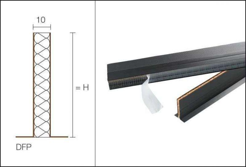 Sistemi per massetti galleggianti Schluter-BEKOTEC 17