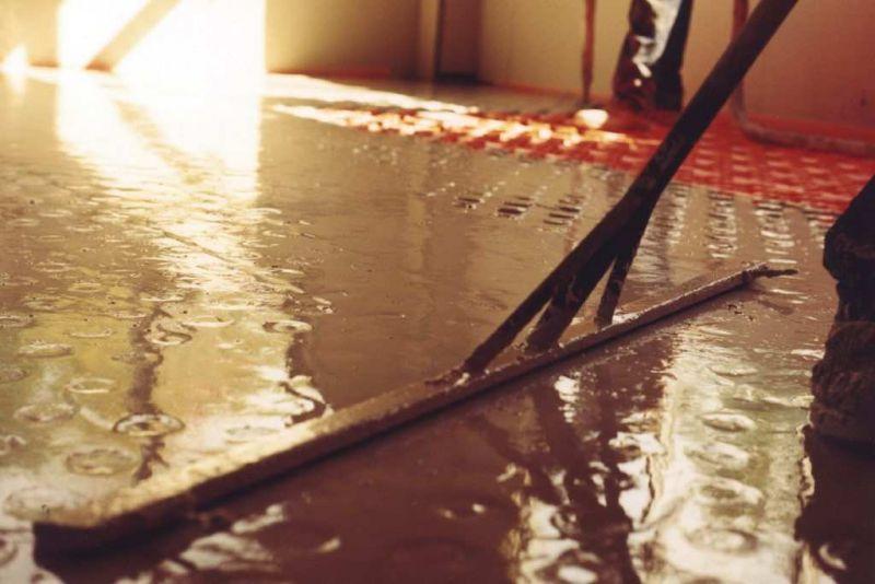 Sistemi per massetti galleggianti Schluter-BEKOTEC 8