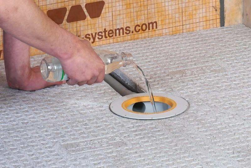 Sistemi per docce filo pavimento Schluter-KERDI-SHOWER-SK-SKB 10