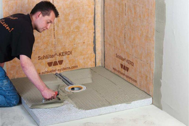 Sistemi per docce filo pavimento Schluter-KERDI-SHOWER-SK-SKB 11