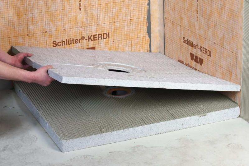 Sistemi per docce filo pavimento Schluter-KERDI-SHOWER-SK-SKB 13