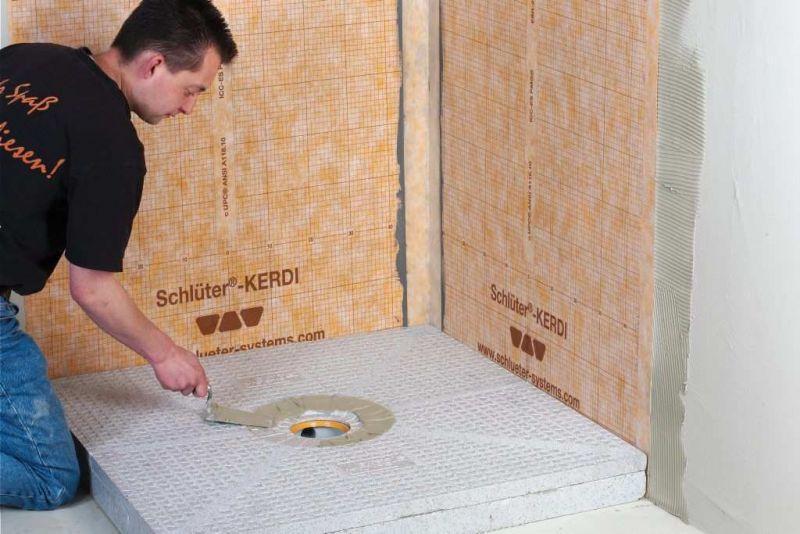 Sistemi per docce filo pavimento Schluter-KERDI-SHOWER-SK-SKB 14