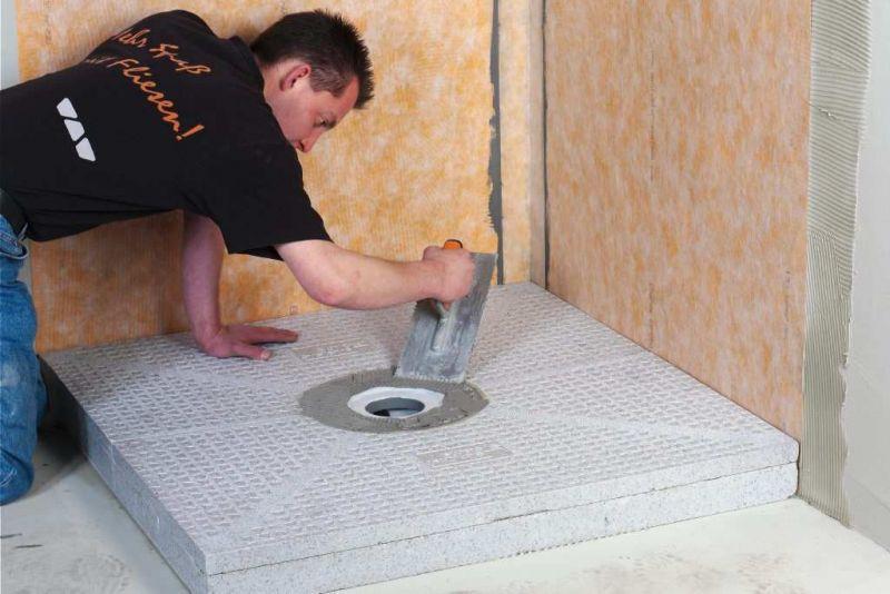 Sistemi per docce filo pavimento Schluter-KERDI-SHOWER-SK-SKB 17