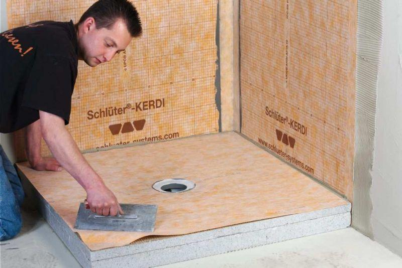 Sistemi per docce filo pavimento Schluter-KERDI-SHOWER-SK-SKB 20