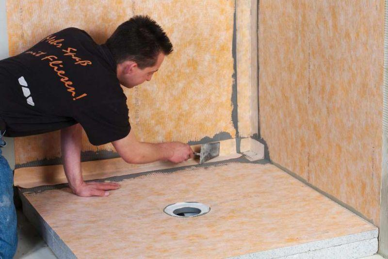 Sistemi per docce filo pavimento Schluter-KERDI-SHOWER-SK-SKB 22