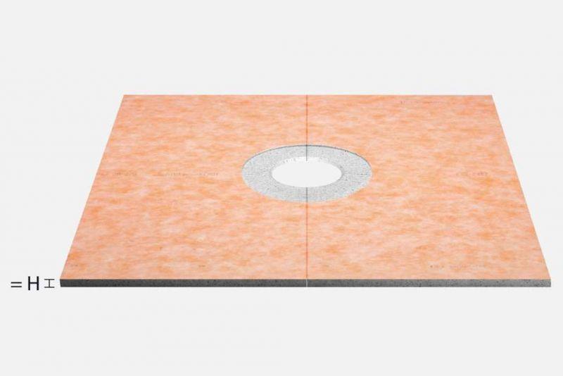 Sistemi per docce filo pavimento Schluter-KERDI-SHOWER-SK-SKB 28
