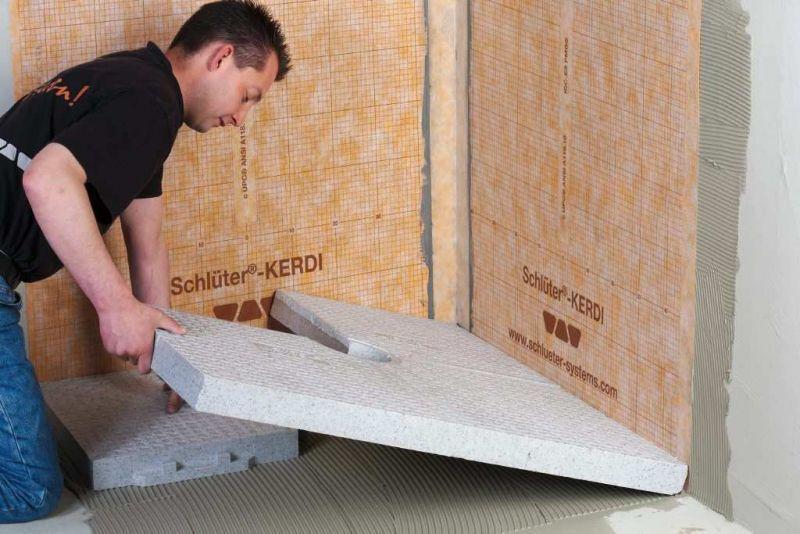 Sistemi per docce filo pavimento Schluter-KERDI-SHOWER-SK-SKB 6