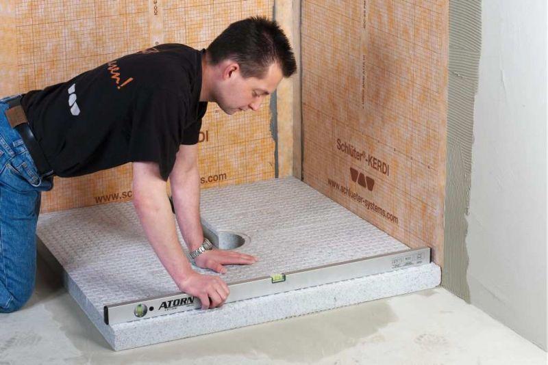 Sistemi per docce filo pavimento Schluter-KERDI-SHOWER-SK-SKB 7