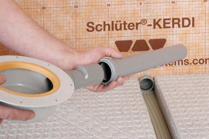Sistemi per docce filo pavimento Schluter-KERDI-SHOWER-SK-SKB 8