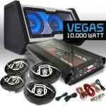 Auna vegas set car hifi