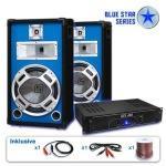 Blu star set audio casse