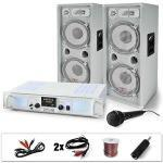 Set pa dj 22 amplificatore