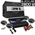 Auna black line 580 set