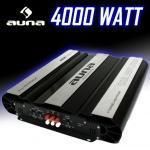 Auna amplificatore auto mosfet 4000w