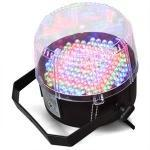 Discopro maxistrobe faretto led rgb