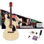 Fender cd 60 pack natur
