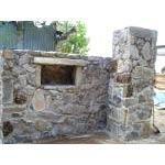 Muri pietra naturale