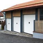 Porta basculante - 14562
