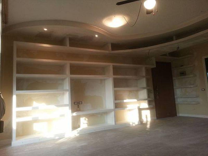 Prezzo cartongesso montaggio parete lodi crema milano e - Prezzo parete in cartongesso ...