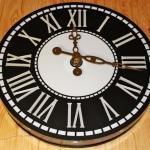 Grande orologio da parete