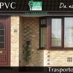 Infissi in pvc salamander - 1609854