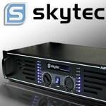 Skytec dj amplificatore finale pro