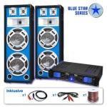 Blue star set ''basskern'' 2800w