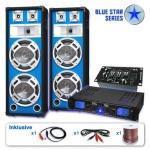 Blue star set di casse
