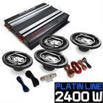 Auna platin line 420 set