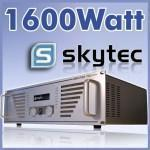 ''pro 1000'' 1600 watt dj