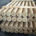 Pali in legno rovere garanzia 50 anni