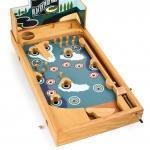 Pinball campo da golf flipper in legno