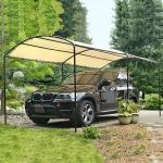 Box auto monarc canopy struttura ombreggiante 270