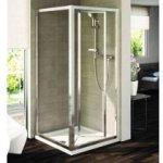 Ideal standard parete laterale fissa per doccia