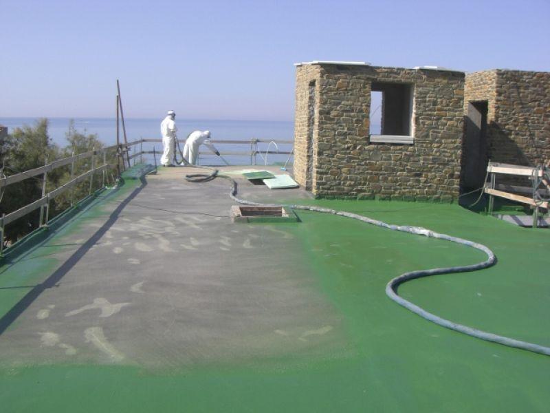 Prezzo: Impermeabilizzazione terrazzi con poliurea pesaro urbino