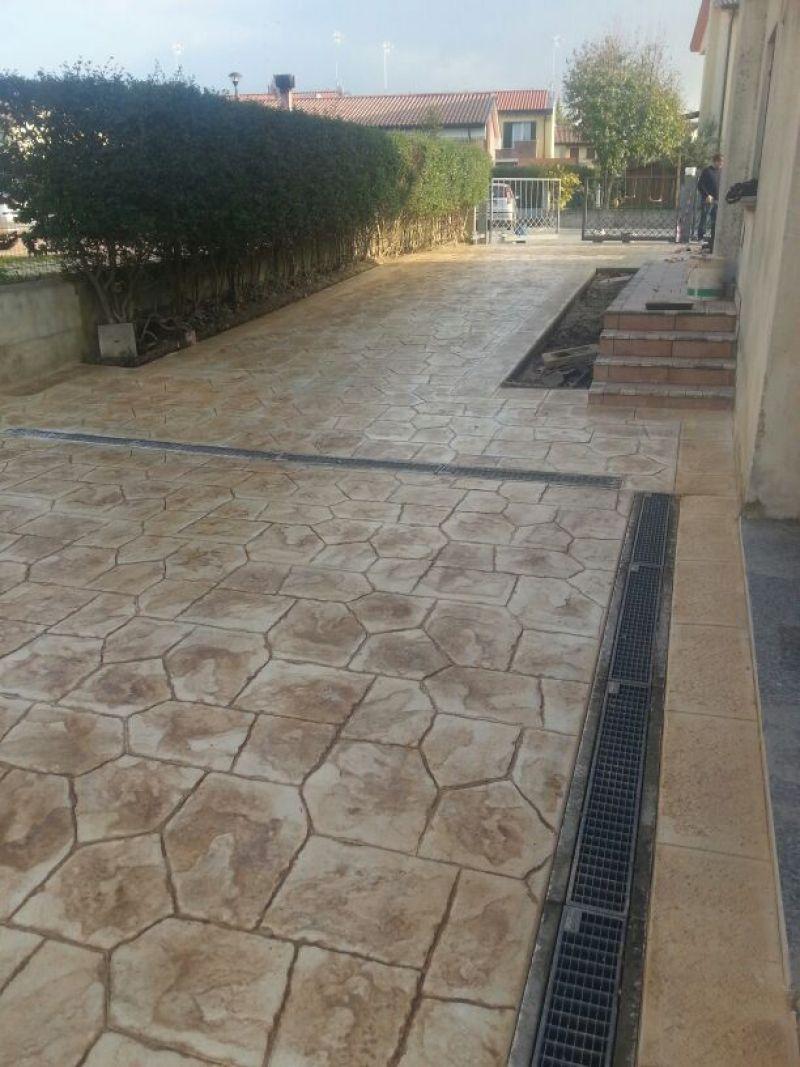 Pavimento In Cemento Prezzi prezzo: cemento stampato pesaro urbino - prezzo cemento