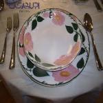 Set piatti tavola