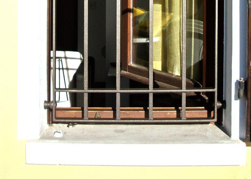 Inferriata in quadro base Mantova 4
