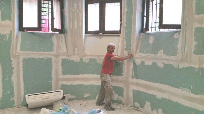 Ristrutturazione appartamento 100 mq a Roma 2