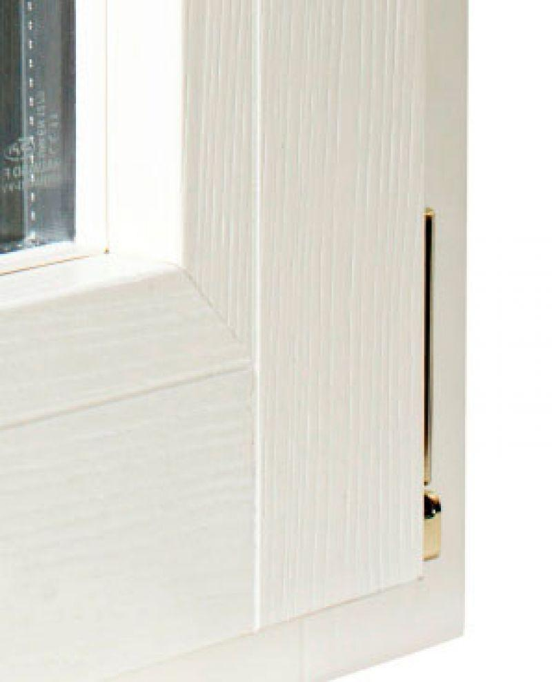 Finestra alluminio legno trial 90q 6